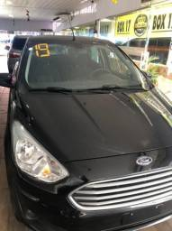 Título do anúncio: Ford Ka Sedã(Completo+GNV) Entrada 10.000 + 48x 1.046