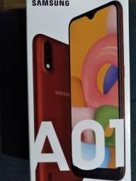 Vendo um  celular A01 só venda