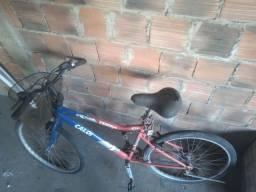 Bicicleta caloi 18machas