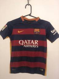 Título do anúncio: Camisa Barcelona (2015) seminova