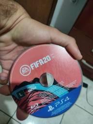 Fifa 20 PS4 ótimo estado ( preço negociável )