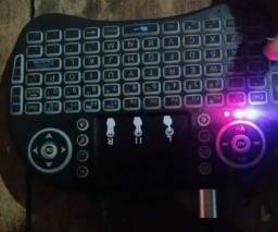 Controle de tv smart