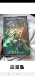 Livro Percy Jackson E Os Olimpianos Volume 1