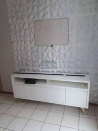 lindo apartamento - semi mobiliado - no p10