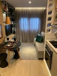 Apartamento com 1 Quarto e 1 banheiro à Venda, 26 m² por R$ 140.900