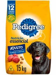 Pedigree essencial adulto carne 15kg