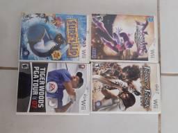 Título do anúncio: Jogos de Wii
