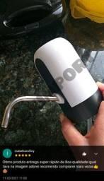 Bomba elétrica recarregável galão de água