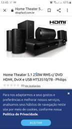 Home Theater Philco 5.1 250W