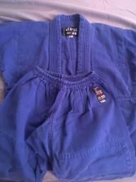 Kimono azul m1