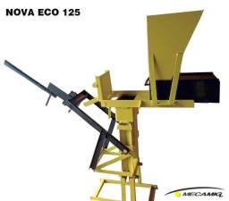 Prensa manual de tijolos ecologicos Eco 125