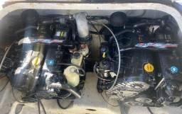 Título do anúncio: 02 Motores Mercruiser 1.7 120Hp Ano 2009 Diesel