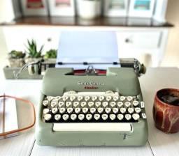 SmithCorona Maquina de escrever antiga - antiguidade