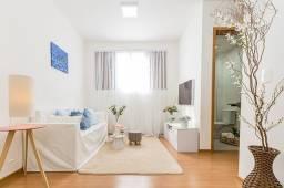 Apartamento à venda, 2 quartos, 1 vaga, Monte Carlo - Santa Luzia/MG