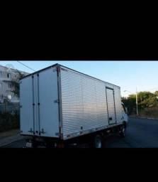Título do anúncio: Frete bau frete caminhão mudança de bau hgzz