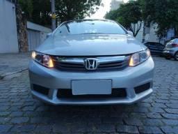 !!! RaRiDaDe !!! SeM ReToQuEs !!! Honda Civic LXS 1.8 16v Automático! NOvíSSiMo!!!