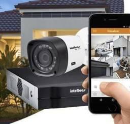 Tecnico Camera de segurança CFTV
