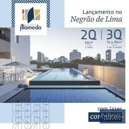 Lançamento no Negrão Lima- Unidades 2 e 3Q