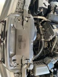 Acabamento de radiador, completo. BMW e36