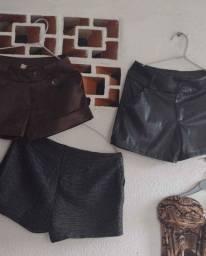 Título do anúncio: Lote de Roupas e calçados novos e semi novos