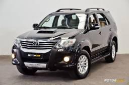 Toyota Hilux SW4 SRV 4X4 Automática Turbo Diesel 2013 Todas as Revisões na Autorizada