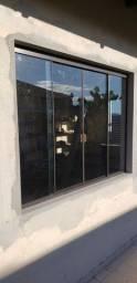 Vidro janelas porta