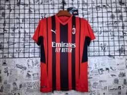 Camisa do Milan-2021-Puma