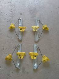 MUITO BARATO!!! 4 Máquinas de Vidro ORIGINAL Gol G5, G6 e G7.