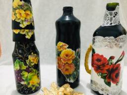 Vasos de Artesanato
