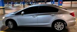 Honda Civic com baixo KM