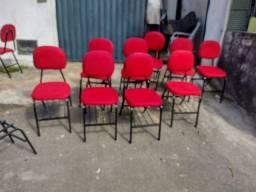 Título do anúncio: Cadeiras pra escritório ou igreja