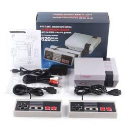 Vídeo Game Mini Nintendinho Retro 620 Jogos Clássicos