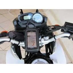 Suporte celular para moto e bike