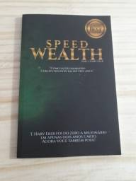 Título do anúncio: Livro SpeedWealth Capa Comum