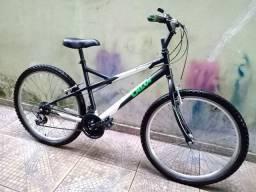 Bicicleta aro 26 Caloi revisada só pedalar
