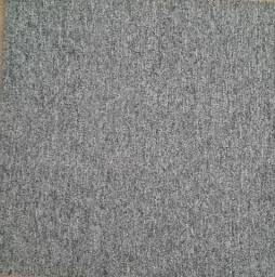 28 placas de Carpete WK Carpetes Pegasus mecla grafite