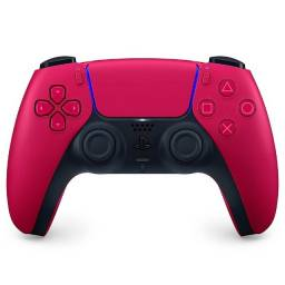 Controle Sem Fio DualSense Cosmic Red PS5 ou 12X R$ 41,61