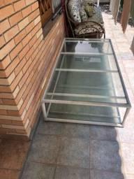 Mesa de centro de piscina