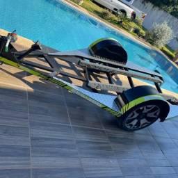 Carretinha para Jet-Ski - Modelo Esportivo