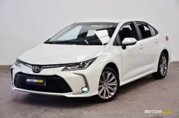 Toyota Corolla XEI 2.0 Automático CVT 2021 Apenas 1.000 Km Único Dono Garantia de Fábrica