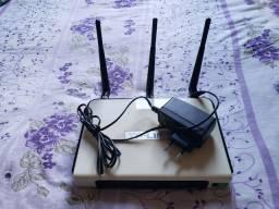 Roteador Wi-fi usado