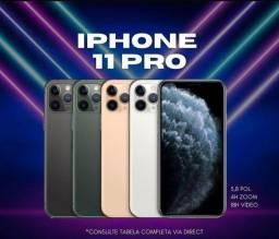 Iphones novos de vários modelos, preço imperdível