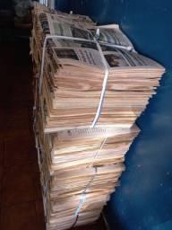 Jornal usado 5,00 o kg