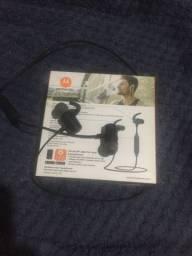 Fone de ouvido intra auricular motorola