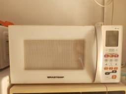 Microondas Brastemp Ative 120v com grill