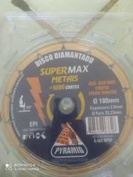 Disco super metais