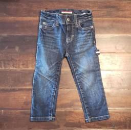 Calça Jeans Infantil Tommy Hilfiger.