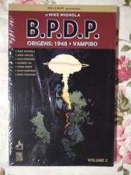 BPDP Origens 1948 - Vampiro