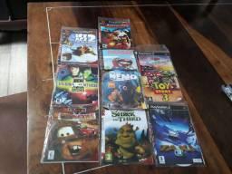10 jogos de video game play 2