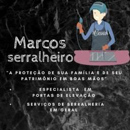 Marcos serralheiro
